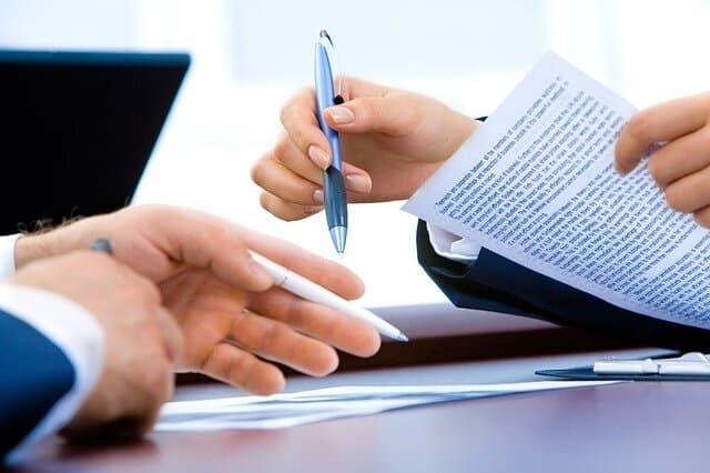 Enforcement of Agreements